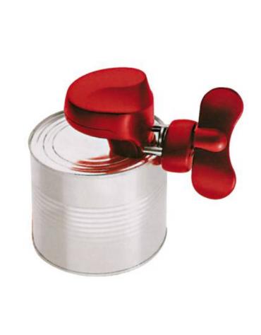 Apriscatole sicuro in acciaio inox cm 12,5x8