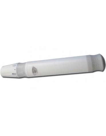 Penna pungidito automatica in plastica, riutilizzabile