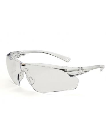 Occhiali protettivi 505 UP, antiappannanti e antigraffio.