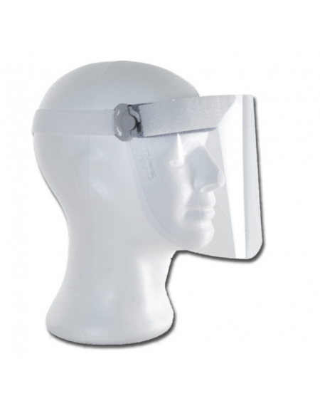 maschera facciale visiera