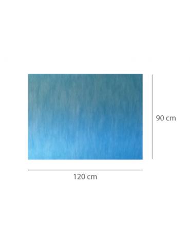 Tappetini assorbenti pre-tagliati per sala operatoria - assorbenza: 1.700 ml/m2 - cm 90x120 - 50pz.