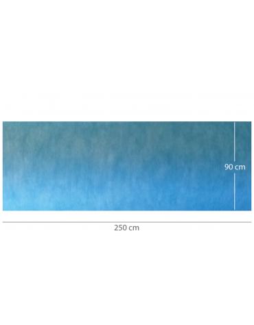 Tappetini assorbenti impermiabili pre-tagliati per sala operatoria - assorbenza: 1.700 ml/m2 - cm 90x250 - 20pz.