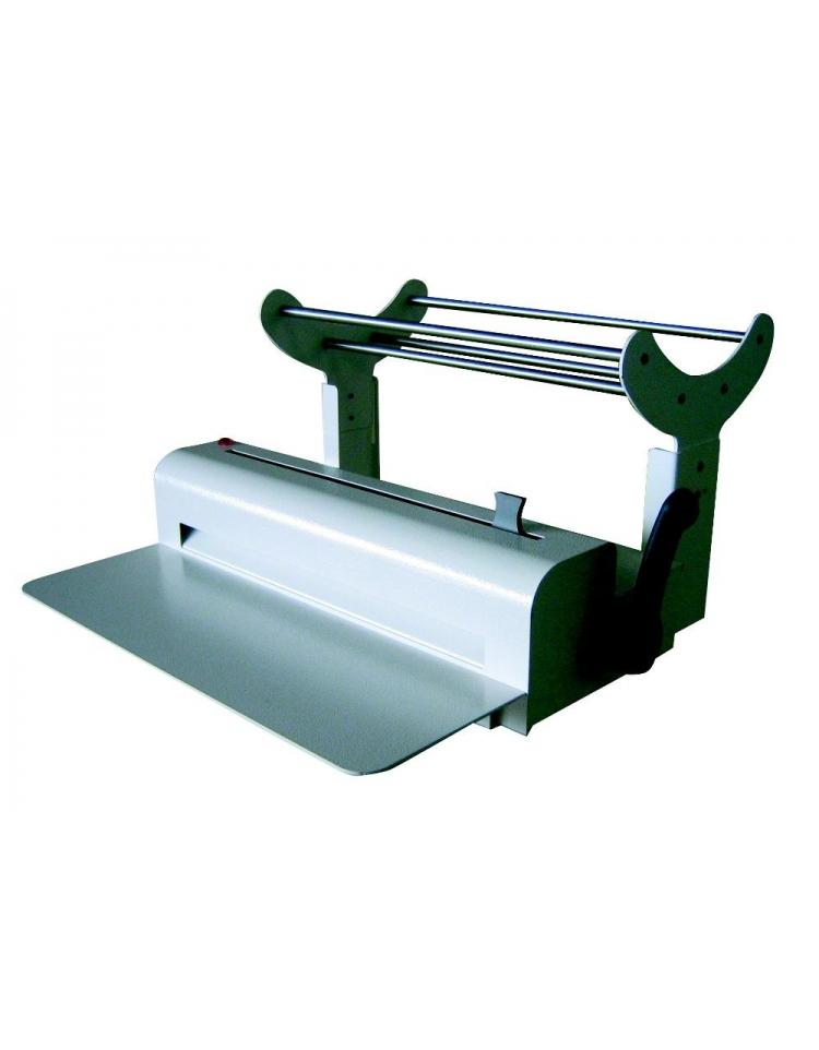 Saldatrice sigillatrice con portarotolo verticale lunghezza cm 3 termosaldatrici - Portarotolo cucina verticale ...