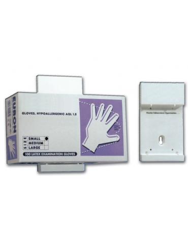 Porta-dispenser universale per scatole di guanti e di fazzoletti di carta