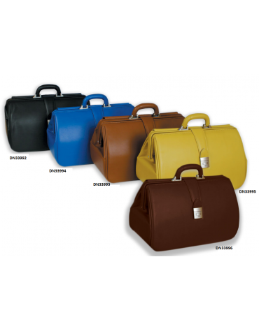 "Borsa ""Kansas skay - colore marrone chiaro - 42 x 20 x h 24 cm"