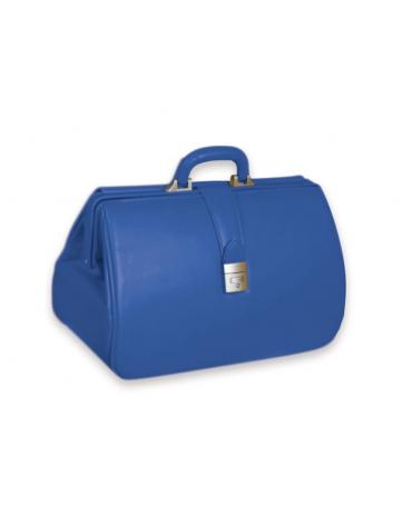 "Borsa ""Kansas skay - colore blu elettrico - 42 x 20 x h 24 cm"
