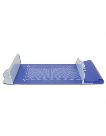 Misuratore pieghevole e lavabile per bambini e neonati - range di misurazione: 10-99 cm - graduazione: 5 mm