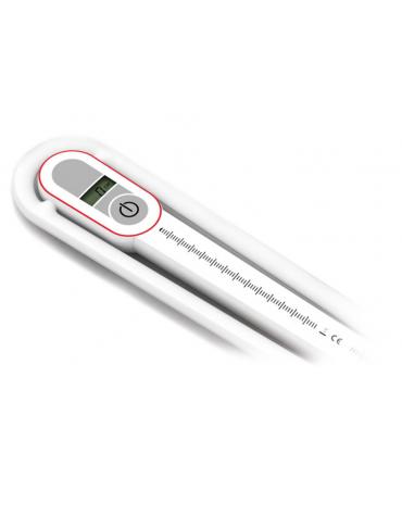 Alimetro digitale Soehnle con display LCD, range di misurazione: 50-240 cm con incrementi di 1 cm