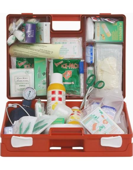 Valigetta kit pronto soccorso aziende con pi di 3 for Aziende di arredamento