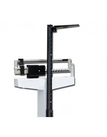 Bilancia Astra, meccanica con altimetro, portata 200kg. 275 x 1485 x 530 mm