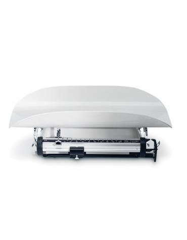 Bilancia pesa neonati meccanica classe III, portata 16 Kg., precisione: 10 g - 550 x 180 x h 290 mm