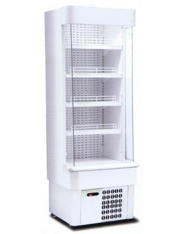 Espositore frigorifero murale refrigerato da cm. 68,5-PER CARNE