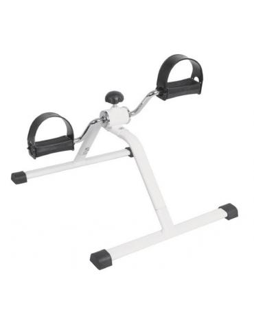 Pedaliera per fisioterapia con manopola per regolare la tensione - cm  48x40.5x30h