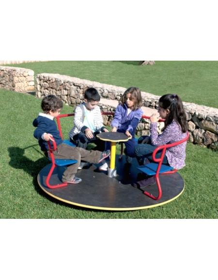 Giostra funny giostre per bambini da giardino da esterno - Divanetto bambini ...