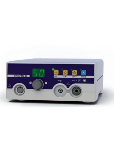 DIATERMO 50 - adatto per piccola chirurgia monopolare - 50 W - mm 190x239x85h