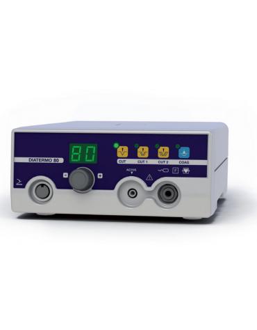DIATERMO 80 - adatto per piccola chirurgia monopolare - 80 W - mm 190x239x85h
