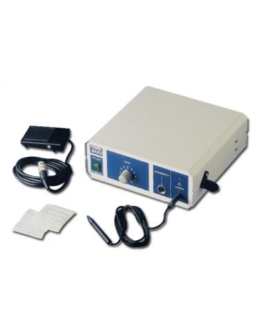 L'elettrodepilatore 400 è un'apparecchiatura per la depilazione definitiva con metodo termolitico - mm 260x265x110h
