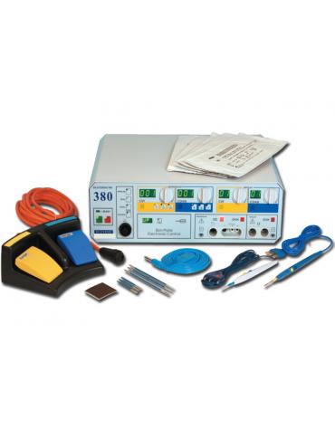Diatermo MB 380, ideale per eseguire chirurgia mono e bipolare - 800 W - mm 370 x 470 x h 150