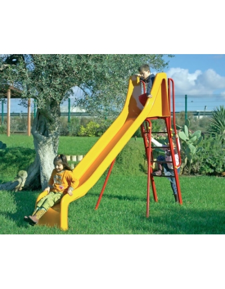 Scivolo bill scivoli per bambini da giardino da esterno for Scivolo da giardino usato