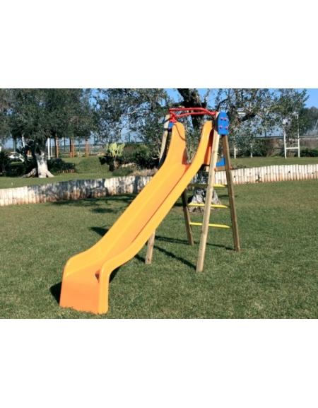 Scivolo centauro scivoli per bambini da giardino da for Scivolo per bambini usato