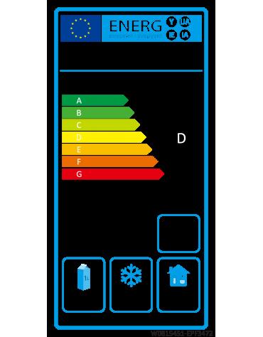 Tavolo Refrigerato ventilato in acciaio Inox - 3 porte - 450 Lt. - temp. -22° -18°C - teglie GN 1/1 - mm 1795×700×850h