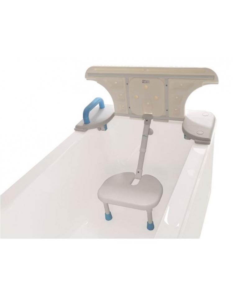 Sedile per vasca universale ausili per il bagno carrozzine sedie comodo wc arredamento - Sedile vasca da bagno ...