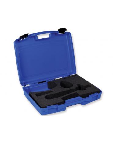Valigetta Speed rigida in plastica antiurto vuota per kit Pronto Soccorso - cm 43 x 32 x 11h