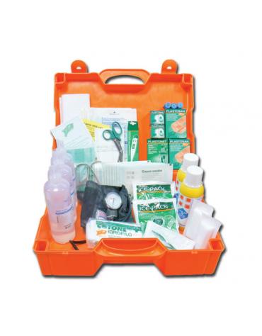 Valigetta in plastica vuota - per Kit Pronto Soccorso - mm 460 x 345 x 135h