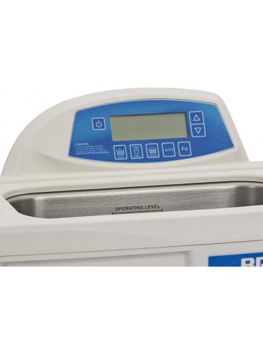 Pulitrici ad ultrasuoni, con capacità vaschetta 5,7 L - timer regolabile - mm 397 x 317 x 377h