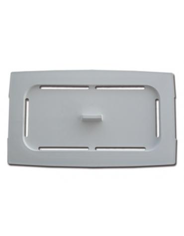 Coperchio in plastica per pulitrici ad ultrasuoni Branson 2800 (codici DN34590 - DN34591 - DN34592)