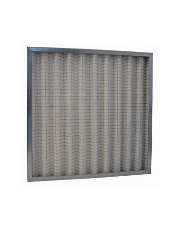 Filtro a rete per cappe Acciaio Inox cm. 48x32x1,25h