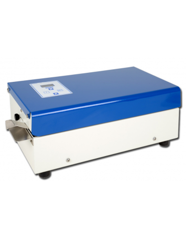 Termosaldatrice D-400 senza stampante - largh. saldatura mm 12 - mm 473 x 235 x 181h