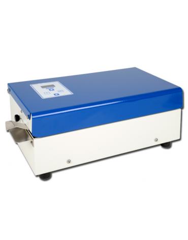 Termosaldatrice a rullo D-500 con stampante - largh. saldatura mm 12 - mm 473 x 235 x 181h