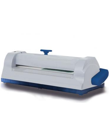 Termosaldatrice manuale GD-301 EVO - senza accessori, con 3 elementi riscaldanti in ceramica - saldatura mm 12 - mm 452x248x146h