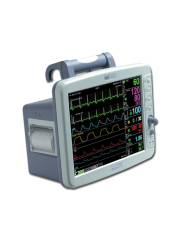 "Monitor BM5 Veterinaria, Display: 10,4"" TFT a colori (800x600) - mm 270 x 185 x 250h"