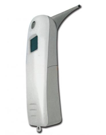 Termometro veterinaria, range di misurazione: 32 ~ 44 °C - mm 190x110x35h