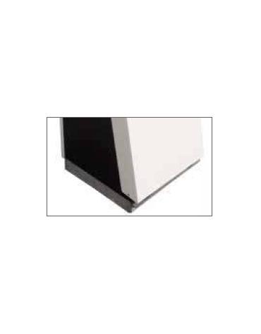 Base in cemento per Cestini per la raccolta differenziata medicinali, pile, spray e toner, cod. DN35073/74/75/76