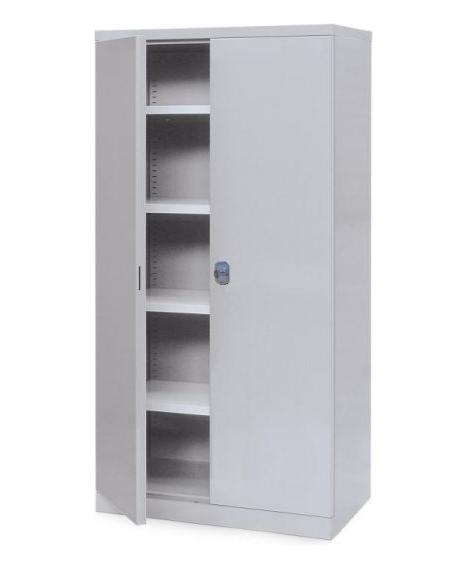 Armadi Di Metallo Per Uffici.Armadio Forte Di Sicurezza Metallico Spessore 12 10 Cm 100x50x200h