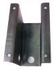 Staffa per miscelatore a pedale cod. DN12001 montaggio sospeso - Altezza cm 10