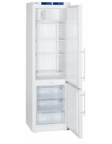 Frigorifero/congelatore da laboratorio con vano antideflagrante