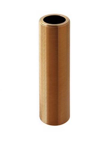"Nipplo 1"" 1/2 - mm Ø 34x120h"