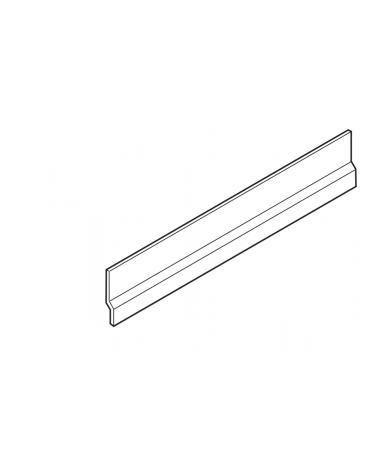 Paraspruzzo posteriore - lunghezza cm 70