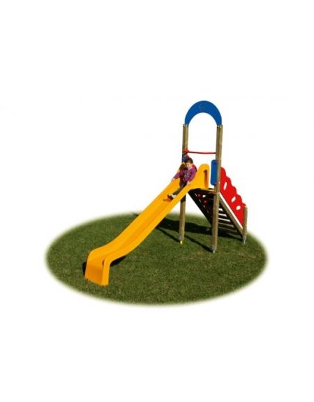 Scivolo tenerife tunnel scivoli per bambini da giardino for Scivolo da giardino usato