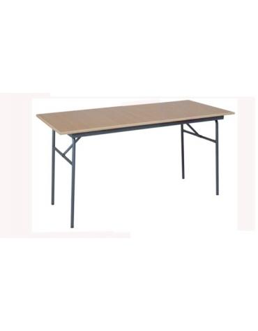 Tavolo con gambe ripiegabili da cm 200