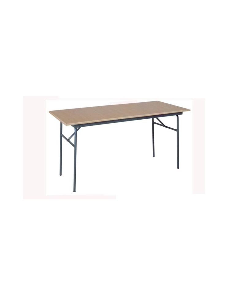 Tavolo con gambe ripiegabili da cm 200 attrezzature for Tavoli ripiegabili