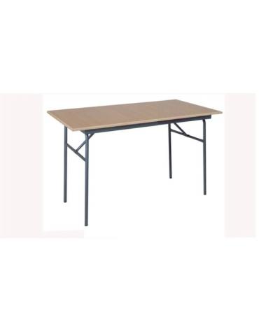 Tavolo con gambe ripiegabili da cm 140