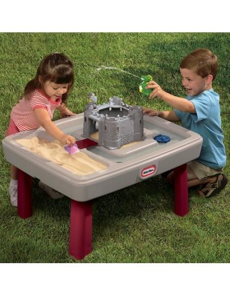 Tavolo acqua e sabbia con castello giochi acqua e sabbia for Idrociclone per sabbia usato
