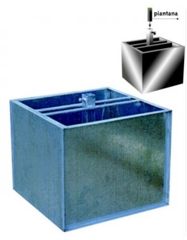Basamento quadrato