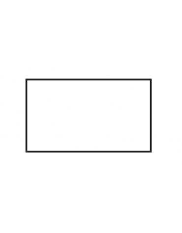 Fry top elettrico trifase-9kw da banco, piastra liscia doppia cm 79,5x45, r. temp. 50 a 300 °C - dim. 80x60x28h