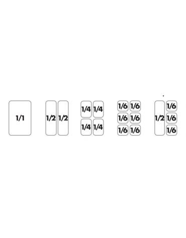 Cuocipasta elett. su mobile trifase, 1 vasca cm 30,5x33,5x32,7h, capacità 25 lt., cesti esclusi  - cm 40x70,5x90h